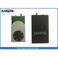 Wholesale 5.8Ghz Wireless Camera Video Transmitter 1200mW CCTV Security Transmission System from china suppliers