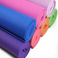 Wholesale Recycled Polyurethane Traveling Durable Yoga Mat , Heat Insulation Light Weight Foam Yoga Mat from china suppliers