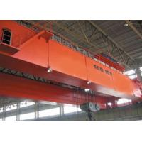 Wholesale 25 Ton Double Girder Overhead Crane , Twin Trolley Double Beam Bridge Crane from china suppliers