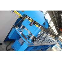 Wholesale 16 stations Forming Stations 5-10m/min Ridge Cap Roll Forming Machine 4Kw motor from china suppliers