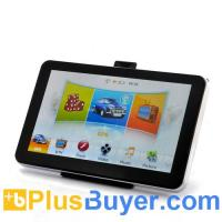 Wholesale NaviU - 7 Inch Touchscreen Car GPS Navigator with MPEG-4 DVB-T, FM Transmitter from china suppliers