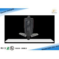Wholesale 350W Single Electric Unicycle Scooter Self balancing 16~20 KM Range per charge from china suppliers