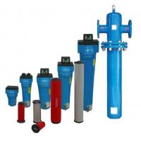 Wholesale Air Compressor Inline Filter , Air Dryer Filter For Air Compressor from china suppliers