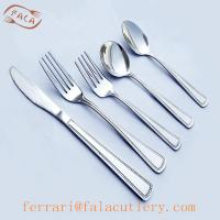 Wholesale Individually Wrapped Korean Custom Curve Handle Flatware Caddy from china suppliers