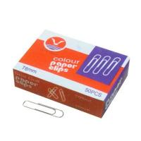 Wholesale 78mm nickel coated circle paper clip from china suppliers