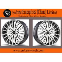 Wholesale Susha Wheels - Gloss Black Forged Concave Wheels SAEJ2530 VIA Big Brake Kit from china suppliers