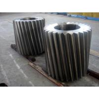 Wholesale ASTM A668 Grade G Class G Forged forging steel Bulkhead  Tainter Gate Machinery Pinion Gears from china suppliers