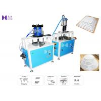 Wholesale Paper Cardboard Cake Box Making Machine Diameter 25cm 0.6Mpa Air Pressure from china suppliers