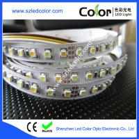 Wholesale 3528 warm and white color cct dimmable led strip from china suppliers