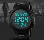 Wholesale Skmei 1068 Waterproof Men's Digital LED Sports Wrist Watch from china suppliers