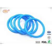 Wholesale Durable Tasteless Rubber Silicone O Rings Anti Dust 30 - 85 Shore Hardness from china suppliers