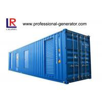 Wholesale Cummins Engine 800kva Container Genset Industrial Container Mounted Generator from china suppliers