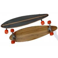 "Quality Adults And Kids Canadian Maple Skateboards with PU Cushion 40'' x 9"" or Custom Size for sale"