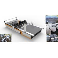 Wholesale High Speed Automatic Cloth Cutting Machine For Stuffed Toys Garment Industry from china suppliers