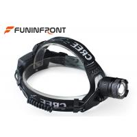 Wholesale High Lumen CREE T6 Adjustable Focus Outdoor LED Headlamp, Zoom Bicycle Headlight from china suppliers