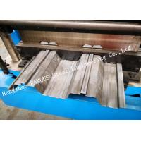 Galvanized Steel Composite Metal Decking Formwork For Floor Slab System Construction