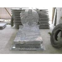 Quality Juparana Granite Tombstone (LY-190) for sale