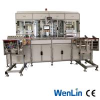 Wholesale Full auto Plastic Card Lamination Machine 3760 (L) x 2320(W) x2580mm(H) 400*500mm from china suppliers