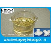 Wholesale Injectable Primobolan Methenolone Acetate Powder CAS 434-05-9 For Enhance Protein from china suppliers