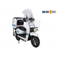 Wholesale Racing Electric Sports Motorcycle With Luggage Carrie Big Rear Box from china suppliers