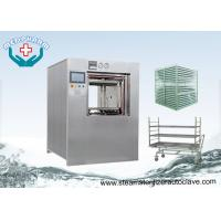 Wholesale 360 Liter Double Door Hospital Steam Autoclaves With Post Vacuum Drying Function from china suppliers