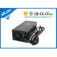 Wholesale Automatic smart  4A 72v 20ah li-ion lifepo4 battery charger for electric scooter from china suppliers