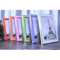 "Wholesale 2015 easy picture photo frames/cheap small picture frames/5x7"" Plastic picture Frame from china suppliers"