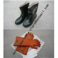 Quality Rubber gloves 35KV,rubber gloves 20KV,rubber gloves 12KV, for sale