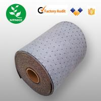 Wholesale 100% Polyproplene Spill Control universal liquids Absorbent roll (Sheet) from china suppliers