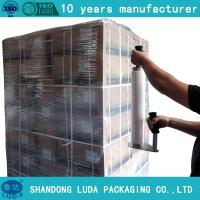 Wholesale pallet stretch film  for packaging transparent polyester film from china suppliers