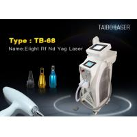 Wholesale Elight+IPL+ND YAG Laser Elight Hair Remove Face Lift Tattoo Removal Equipment from china suppliers