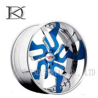 Wholesale Auto T6061 Aluminum Forged Wheels Deep LipWheels 16 Inch - 22 Inch from china suppliers