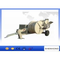 Wholesale Nylon Bullwheel Overhead Line Stringing Equipment For OPGW Stringing from china suppliers