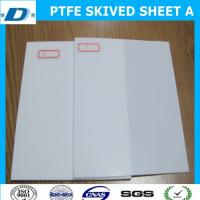 Wholesale ptfe electric sheet 1mm thickness from china suppliers