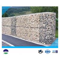 Wholesale Soil Gabion Retaining Wall With Stainless Steel Wire Galvanized Wire from china suppliers