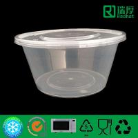 Buy cheap Taken Away Plastic Food Container 800ml from wholesalers