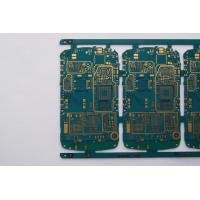 Wholesale Immersion Gold Multilayers High - Density Multilayer PCB for Phone Call Main board from china suppliers