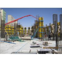 Wholesale Square / Rectangle Concrete Column Formwork With Adjustable Ability from china suppliers