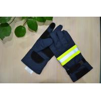 Buy cheap firefighting glove(EN659), flame retardant, firefighting from wholesalers