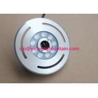 Quality 220mm Dia. Underwater Pond Light With Drain 32mm Middle Hole 12 Watt Submersible Type for sale