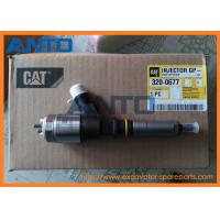 Wholesale 320-0677 3200677 C6.6 Excavator Fuel Injector Used For CAT 320D from china suppliers