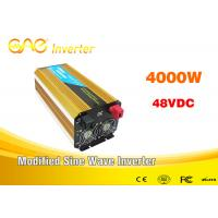 Wholesale Single Phase Car Power Inverter 4000 Watt Power Inverter For House from china suppliers