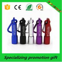 Wholesale Electronic Promotional Products Mini Keychain Led Flashlight / Torch from china suppliers