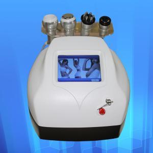 Wholesale Aesthetic Equipment Ultrasonic Cavitation RF Vacuum Body Slimming Skin Tightening Machine from china suppliers
