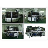 Wholesale PLC System Automatic Screen Printing Machine / Screen Printing On Bottles from china suppliers