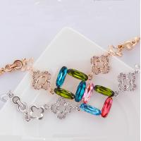 Wholesale Ref No.: 205007 Color Winding Elements Swarovski bracelet price best costume jewellery birthstone ring jewelry from china suppliers