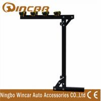 Wholesale Bikes Car Trunk Rear Bike Carrier Rack Folding Hitch Mounted Iron from china suppliers
