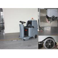 Quality Sturdy Floor Cleaning Scrubber Machine , Auto Floor Scrubbing Machines for sale