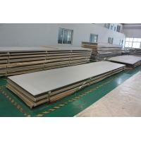 Wholesale 2mm / 3mm 316L Stainless Steel Sheets Kitchen 316 Stainless Steel Sheet from china suppliers