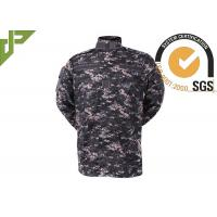 Digital City ACU Military Multicam Army Uniform With Front Slide Fastners